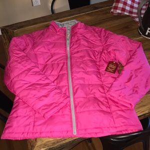 Faded Glory Puffer Jacket
